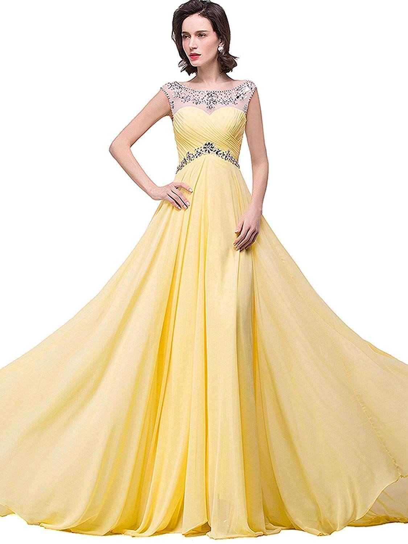 Hochzeitskleid Gelb – Valentins Day  Ballkleid hochzeitskleid