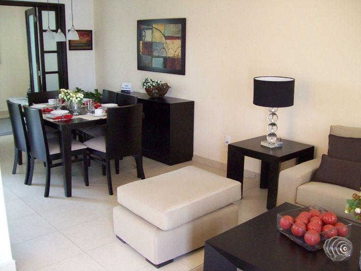 Distribucion de ambientes decasa en peru buscar con for Decoracion de interiores espacios pequenos sala comedor