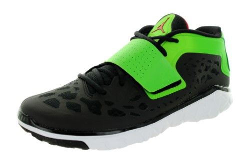 classic fit ed285 0d591 Nike Jordan Men s Jordan Flight Flex Trainer 2 Black Gym Red Grn  Pulse White Training Shoe 11.5 Men US, Size  11.5 D(M) US