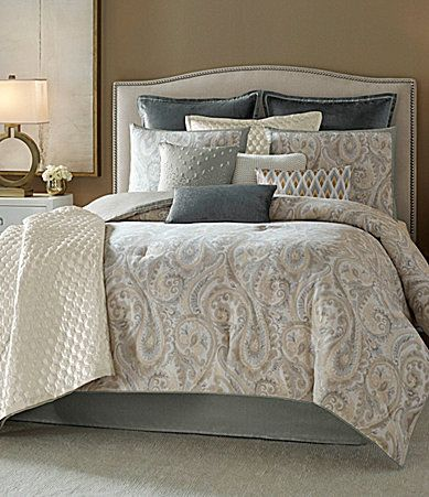 Candice Olson Lyrical Paisley Comforter Set Dillards