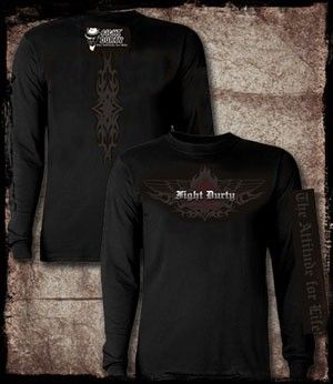 I checked out FD Black Long Sleeve on Lish, $24.95 USD
