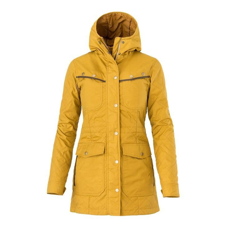 976c2408 Bengal Waxed Canvas Jacket - Women | Fall & Winter Fashion | Canvas ...