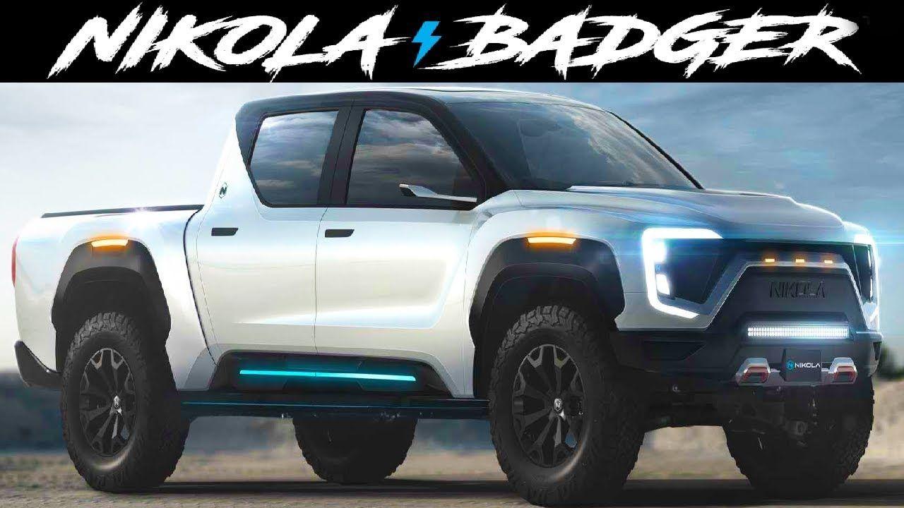 2020 NIKOLA Badger Electric Pickup Truck (Interior, Design, Specs)  #car #automotive #electriccar