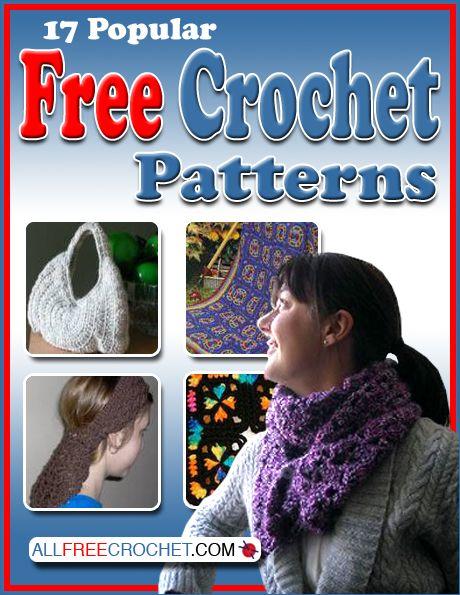 22 Popular Free Crochet Patterns Ebook Stuff I Want To Make