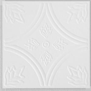 Armstrong Ceilings Circles 1 Ft X 1 Ft Clip Up Or Glue Up Fiberboard Ceiling Tile In White 40 Sq Ft Case 1244 The Home Depot In 2020 Armstrong Ceiling Ceiling Tiles Ceiling Tile