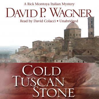 Cold Tuscan Stone: A Rick Montoya Italian Mystery