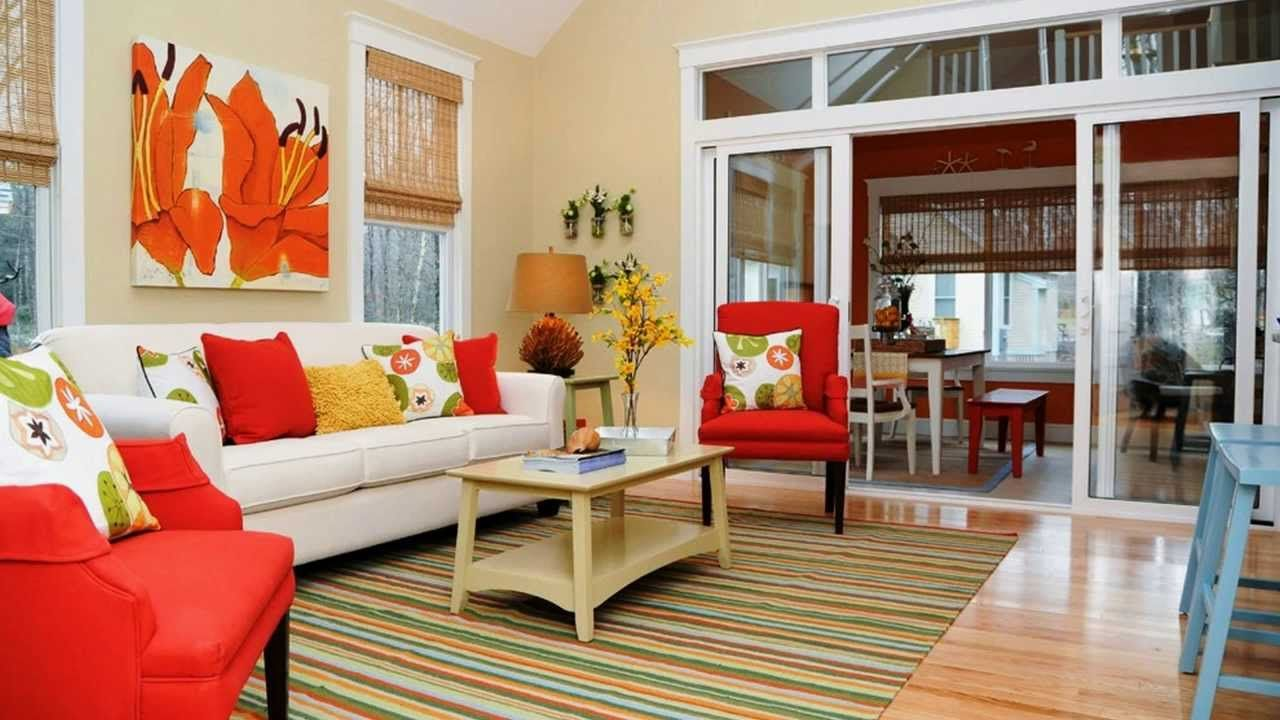 Homes under 3 sq feet  Contemporary Living Ideas  Colorful