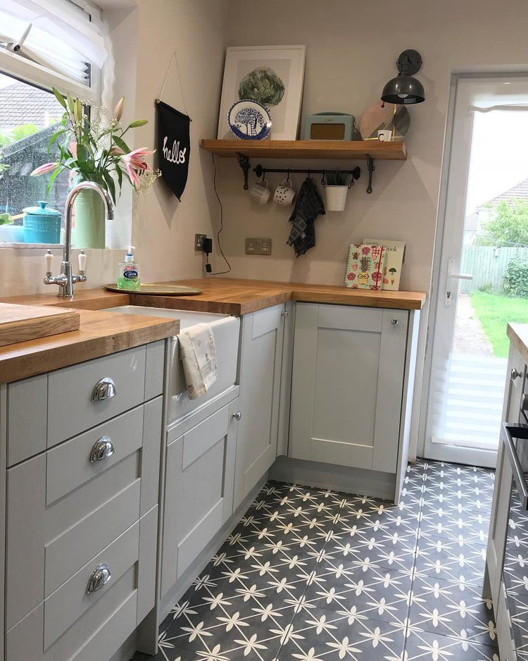 20 Beautiful Galley Kitchen Ideas | Fifi McGee | Interiors + Renovation Blog