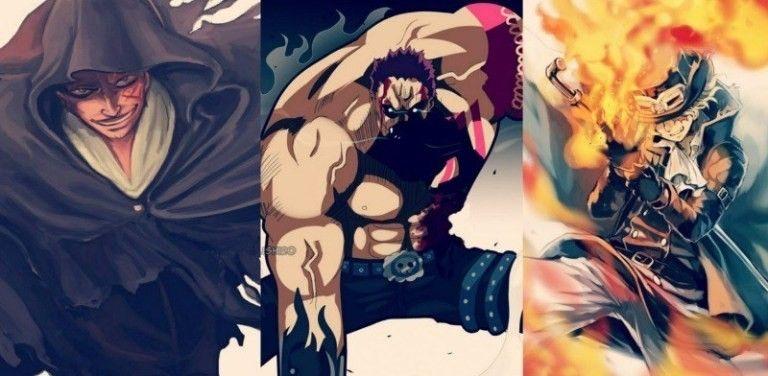 Future Kenbunshoku Haki Onepiece One Piece Manga One