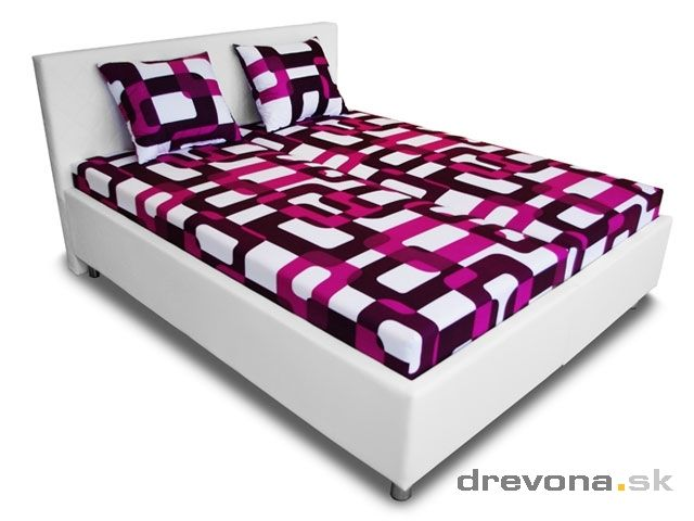 Komfortna postel fialova ZDENKA #beds