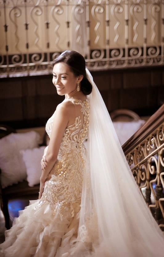 The Veluz Bride: Abby   Beautiful Wedding Gowns and Details ...