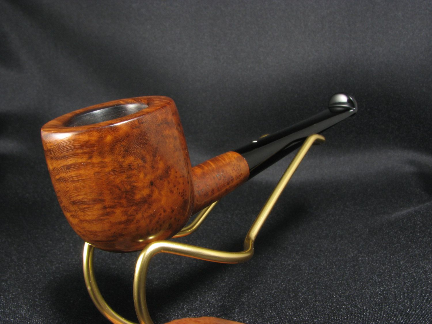 1965 DUNHILL Root Briar 463 F/T Group 2 dental pipe - surprising and extra rare! by VKpipes on Etsy