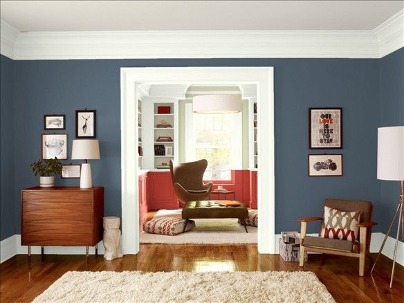 Benjamin moore personal color viewer blue note 2129 30 for Design your own room benjamin moore