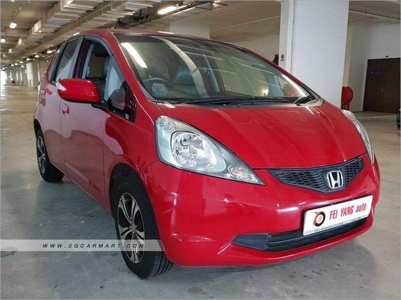 2008 Honda Fit 1 3a Gf New 5 Yr Coe Photos Amp Pictures Singapore Sgcarmart Honda Fit Honda Cars For Sale