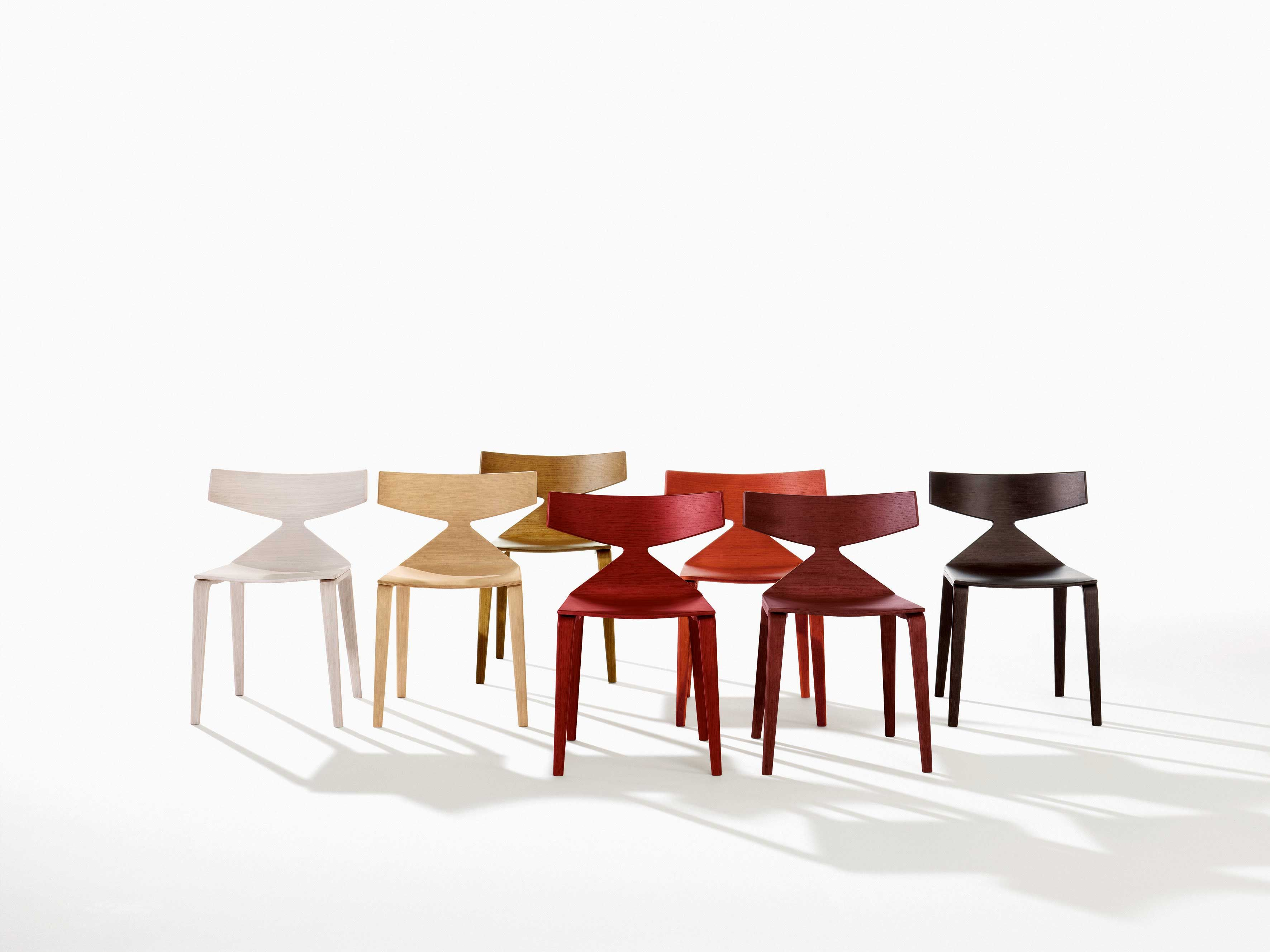 Sedie Arper Outlet.Saya Chair By Lievore Altherr Molina For Arper Design