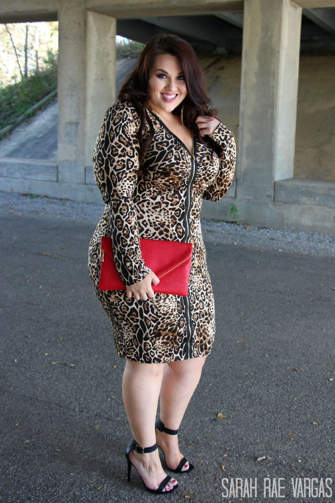 http://ravingsbyrae.com/ | # PLUS SIZE | Pinterest | Leopards