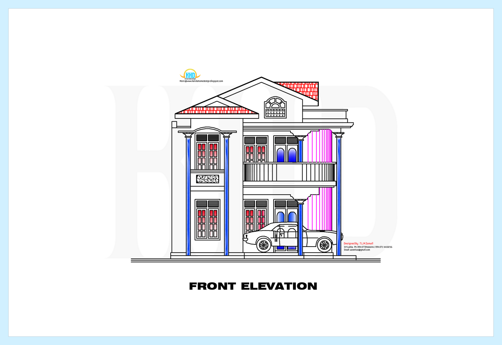front house elevation design drawing stairs pinned by www modlar front house elevation design drawing stairs pinned by www modlar com