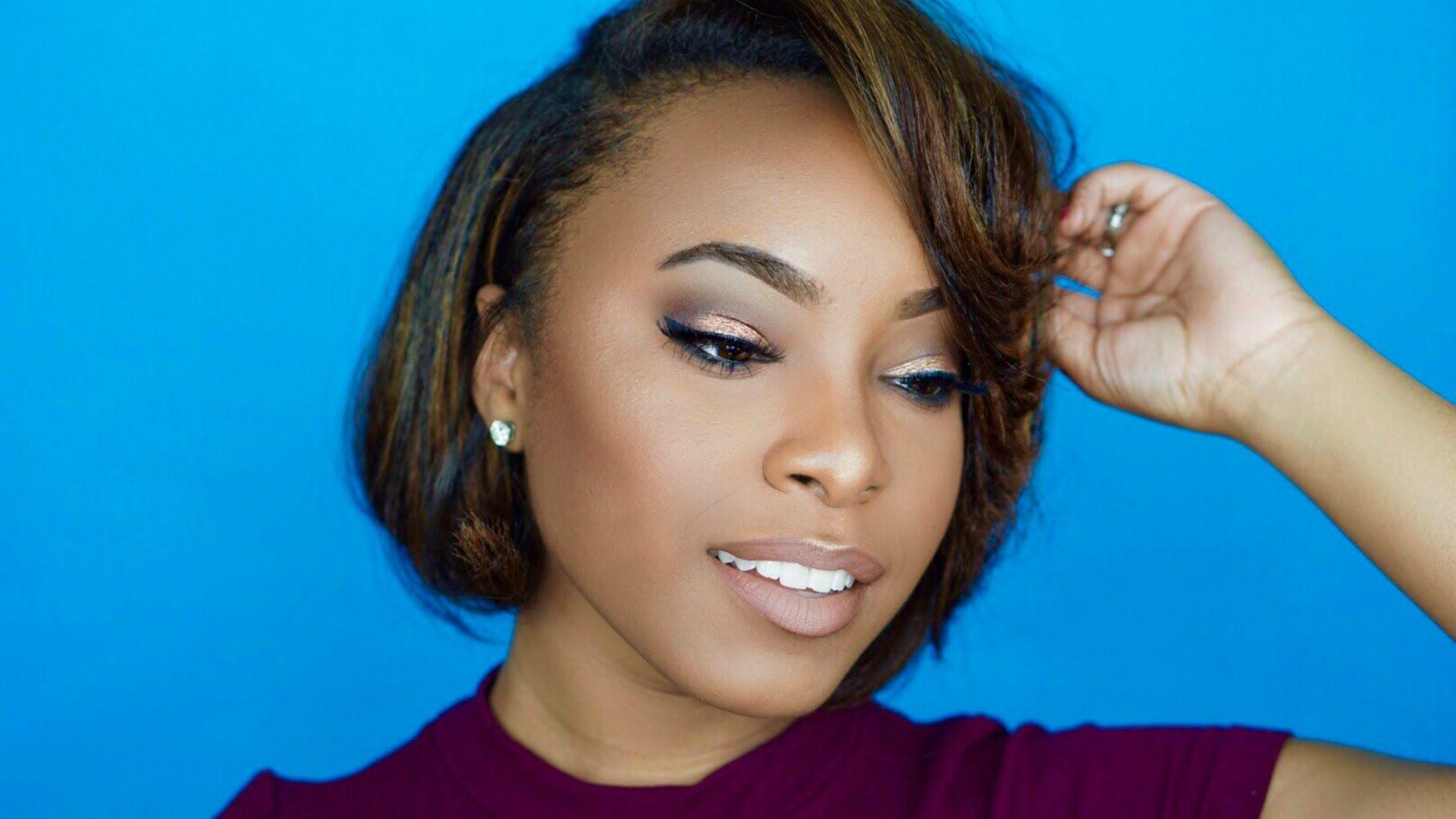 Soft Summer Glam Full Face Makeup Tutorial YouTube