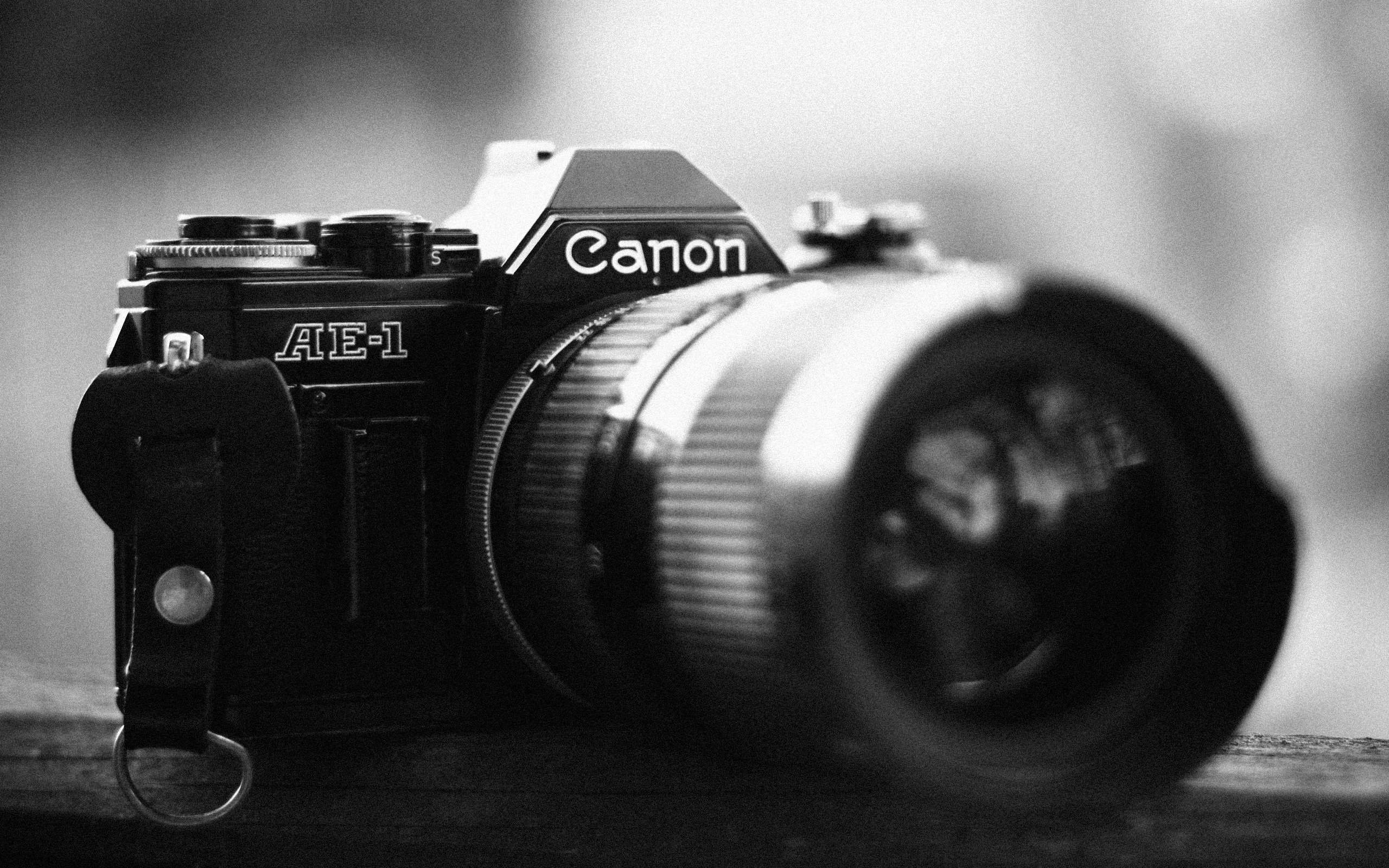 Canon camera wallpapers