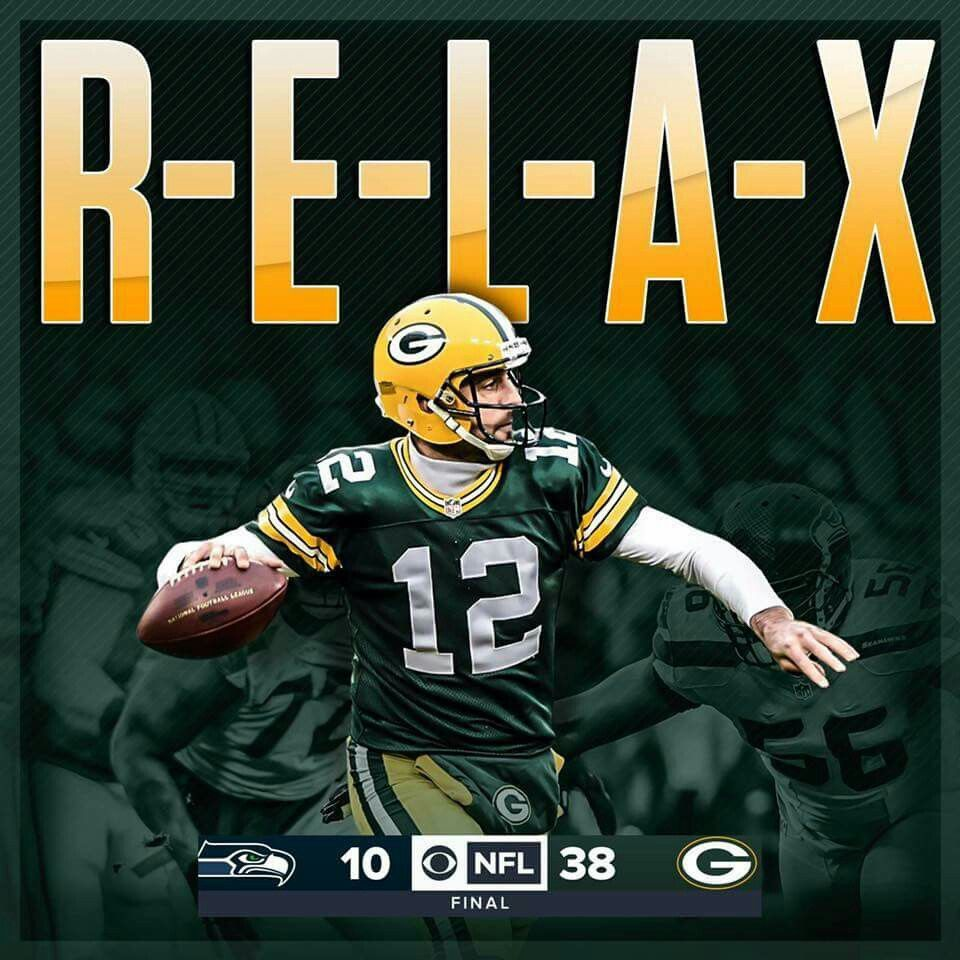 R E L A X Green Bay Packers Funny Green Bay Packers Crafts Green Bay Packers Football