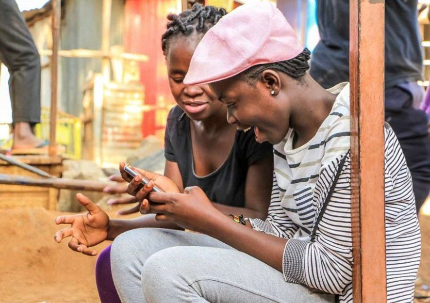 African countries where mobile phone is faster