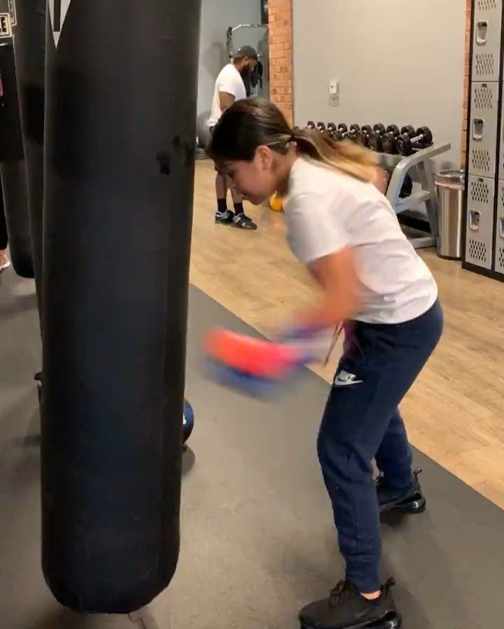 The best project you will ever work on is you! 💪🏽💪🏽♥️ - - - #titleboxingclub #titleboxing #boxing #k...