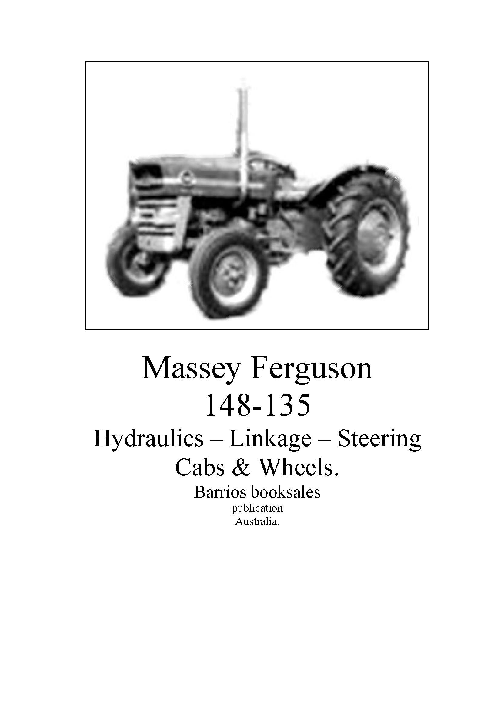 Pin by Tractor manuals dowunder on Ferguson Massey Ferguson manuals to  download | Pinterest
