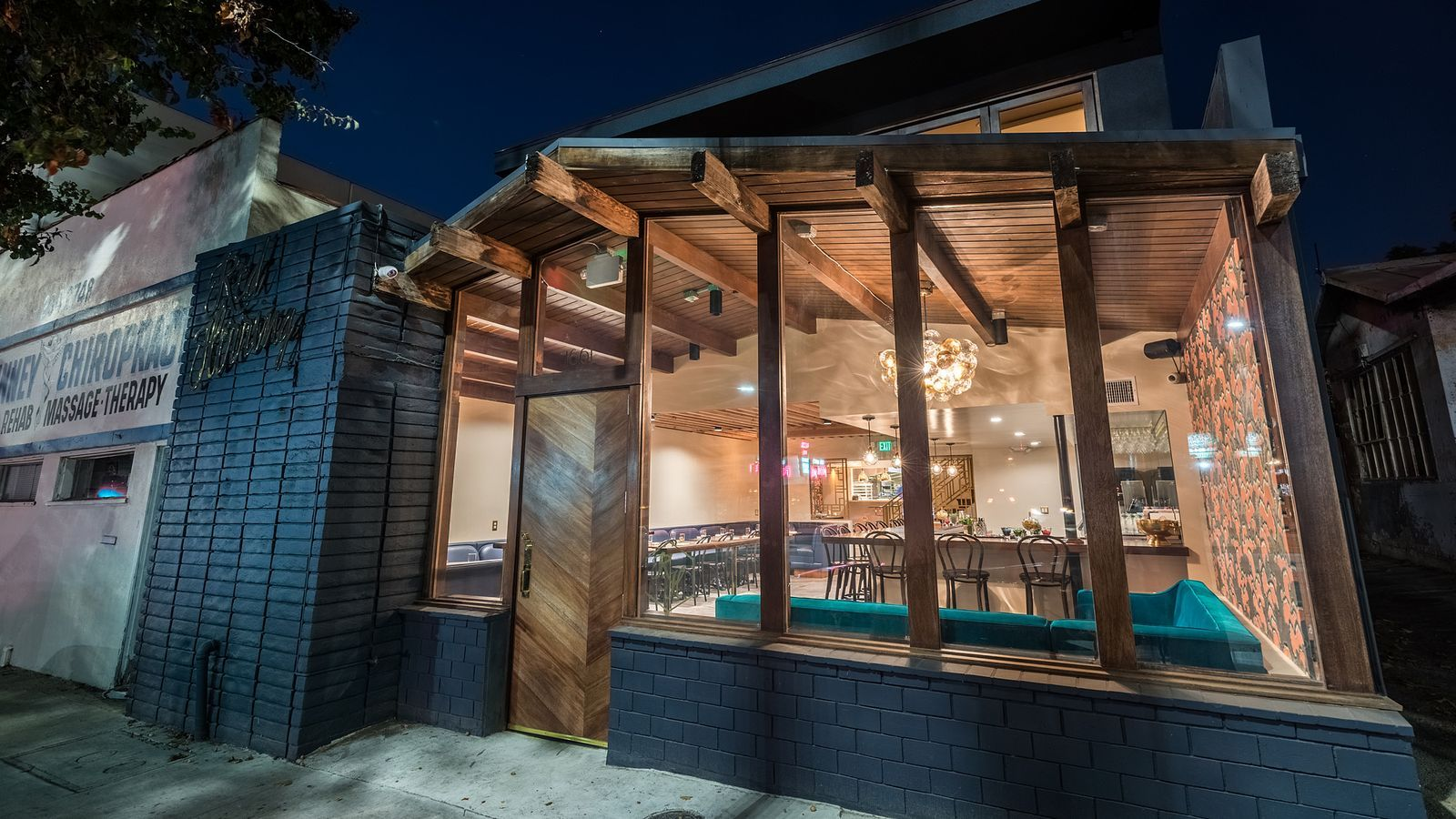 Inside Red Herring, Eagle Rock's edgy new dinner destination
