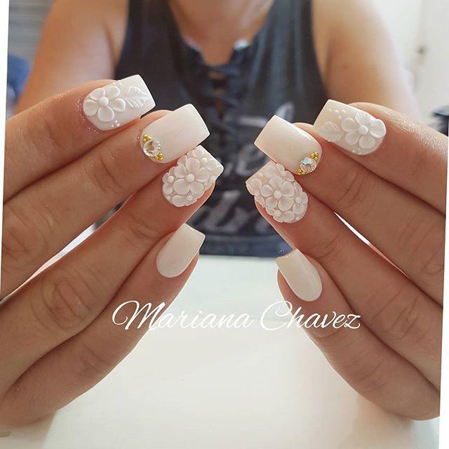 #marianachavezuñas #culiacan #flowersnails