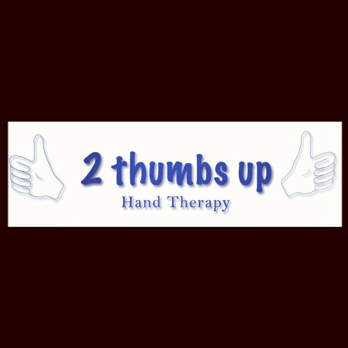 Specialized care for upper extremity rehab by 2 Thumbs Up Hand therapy in Plymouth, MA & Norwell, MA