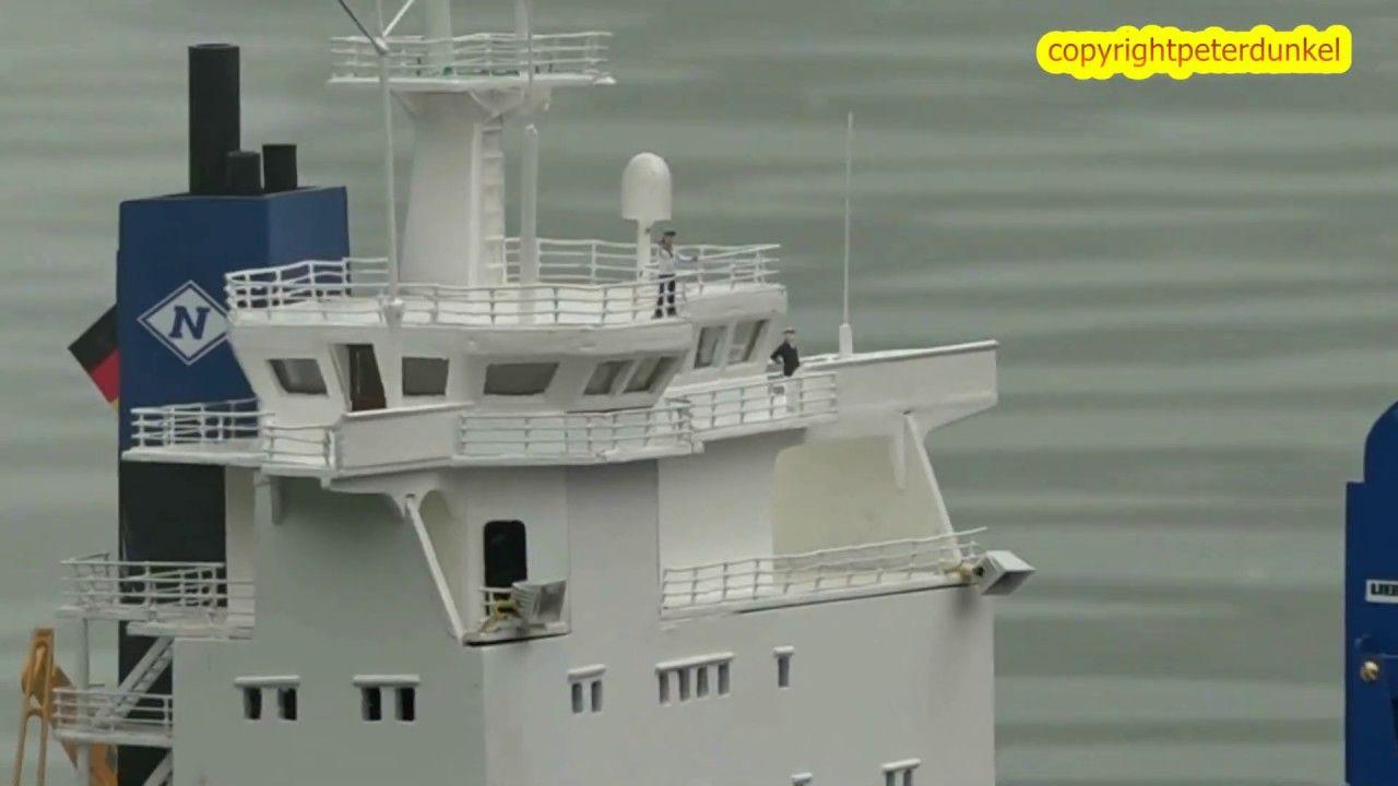 Rc Hobby Norasia Line Super Cargo Ship Dunkelheit