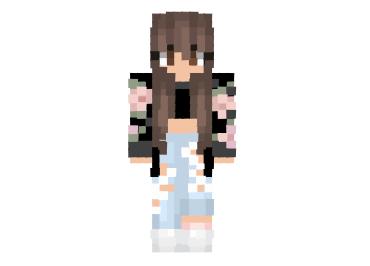 Pin By Chiennguyen On Minecraft Skins Minecraft Girl Skins