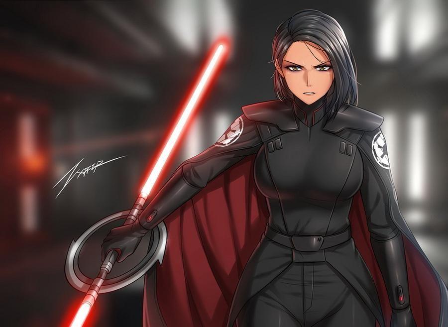Star Wars Jedi Fallen Order Sex