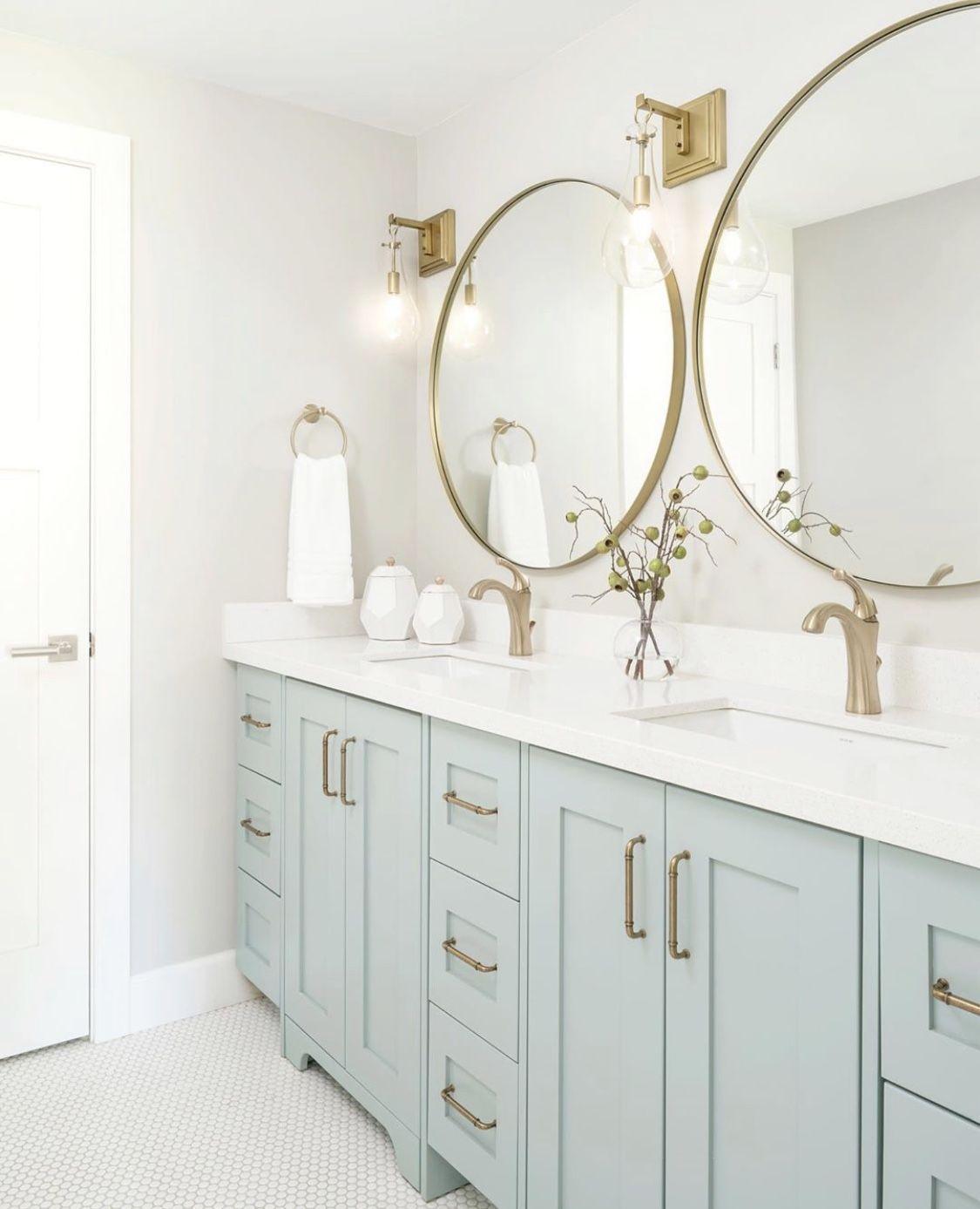 Photo of Double Vanity Bathroom