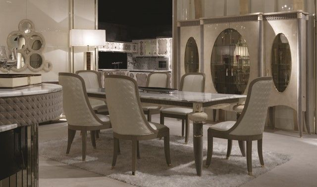 remember luxury is in each detail hubert de givenchy givenchydining tablesdining rooms - Dining Table Luxury