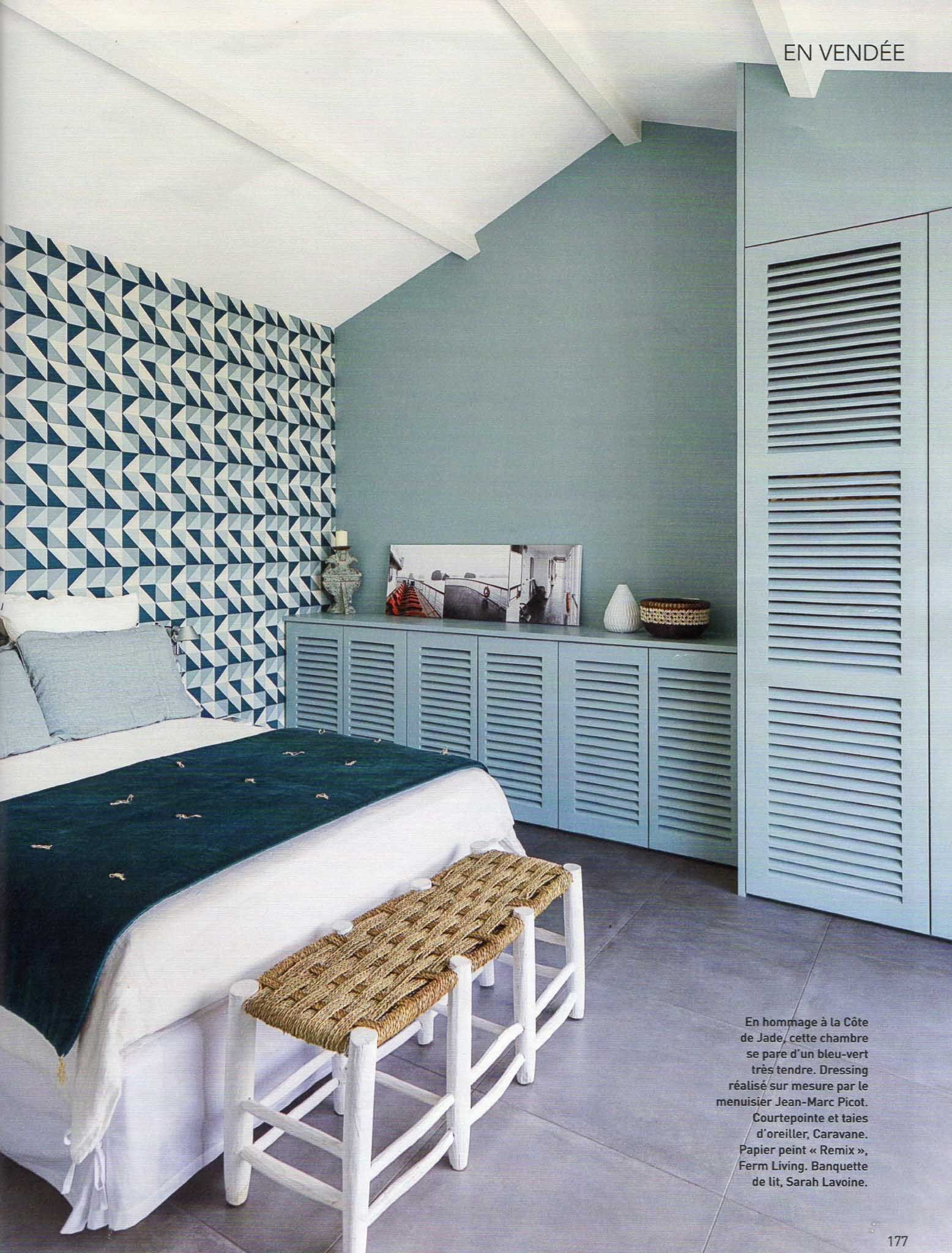 Chambre Damis Moderne Affordable Modern Eclectic