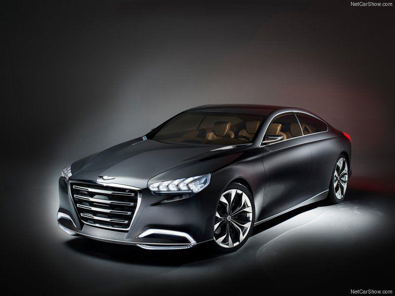 Hyundai Hcd 14 Genesis Concept Cars Pinterest Cars Crazy Cars