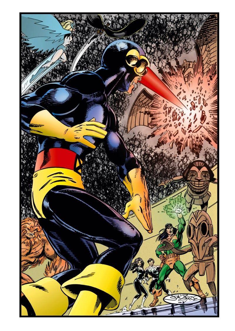 Cyclops by John Byrne