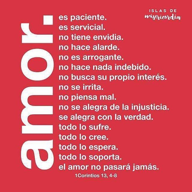 BIBLIA El Amor 1 Cor 13: 4-8   Gaming logos, Thoughts, Logos