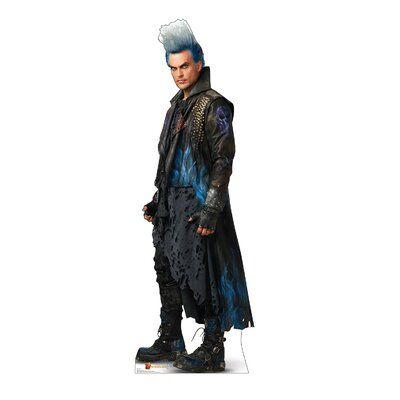 Advanced Graphics Hades Disney's Descendants 3 Cardboard Standup #descendants3