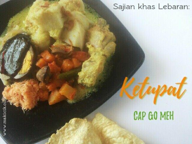 Sajian Lebaran Resep Telur Petis Untuk Ketupat Cap Go Meh Resep Resep Makanan Resep Masakan