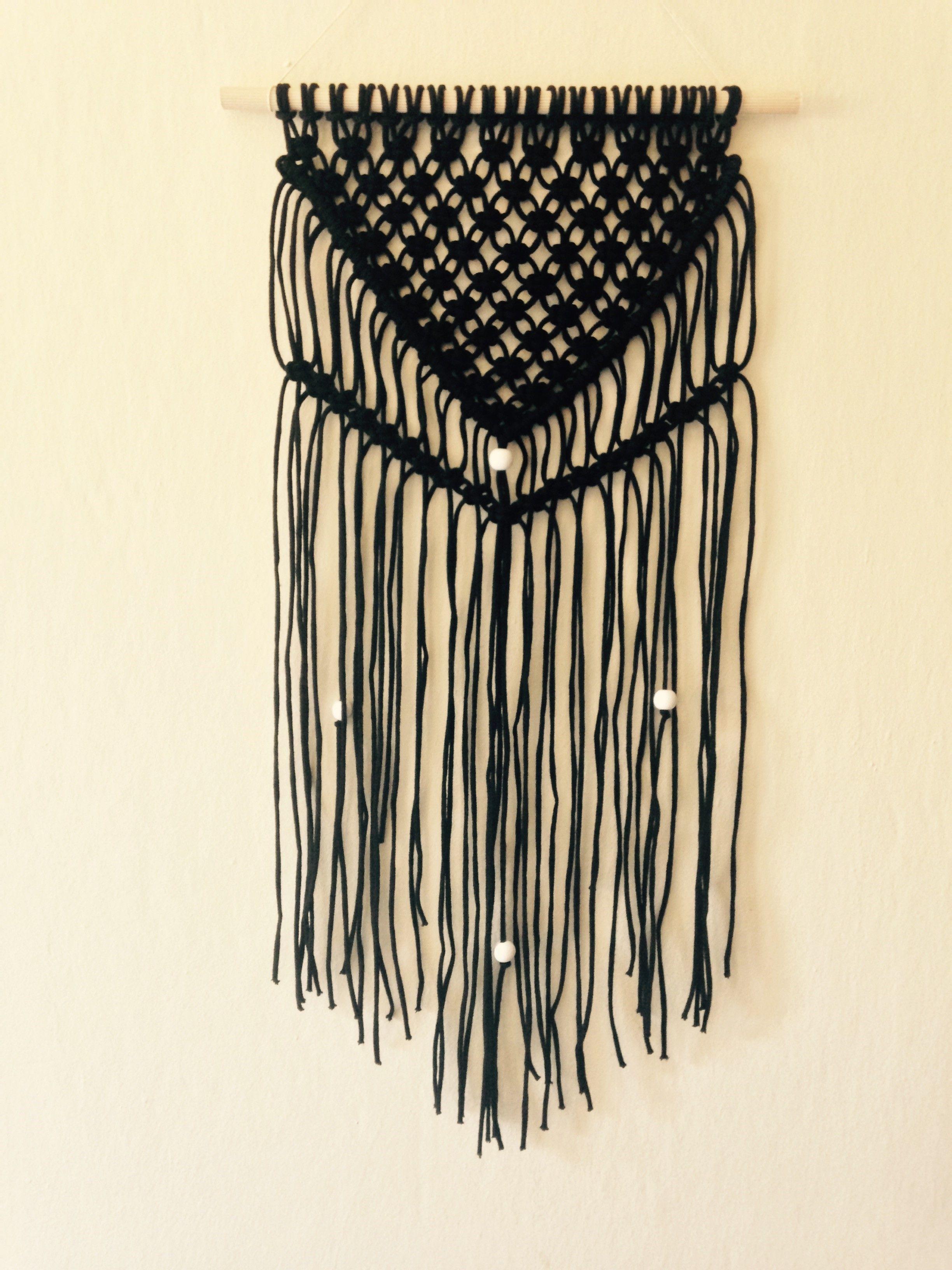 Macrame wall hanging Handmade Gift