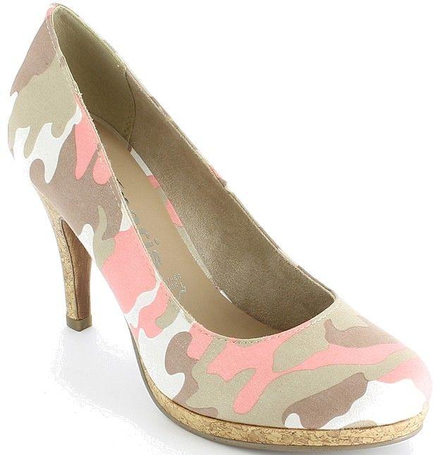 Tamaris női magassarkú cipő  51a89d9032
