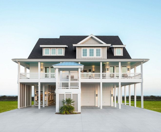 coastal farmhouse interior design beach house exterior paint rh pinterest com