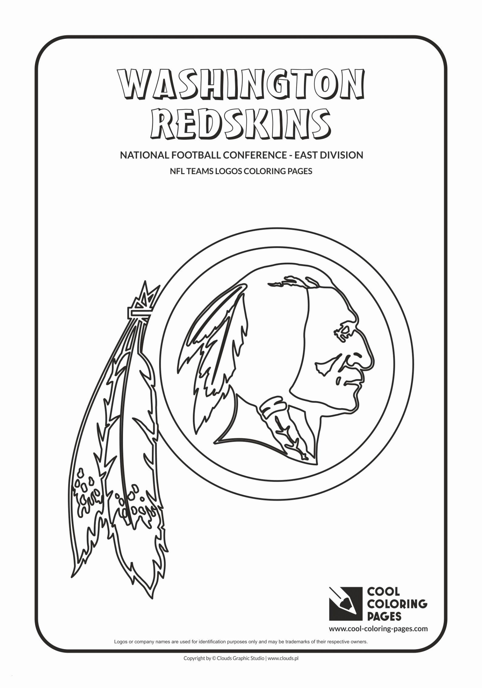 Sport Themed Coloring Pages Awesome Nfl Coloring Pages Football