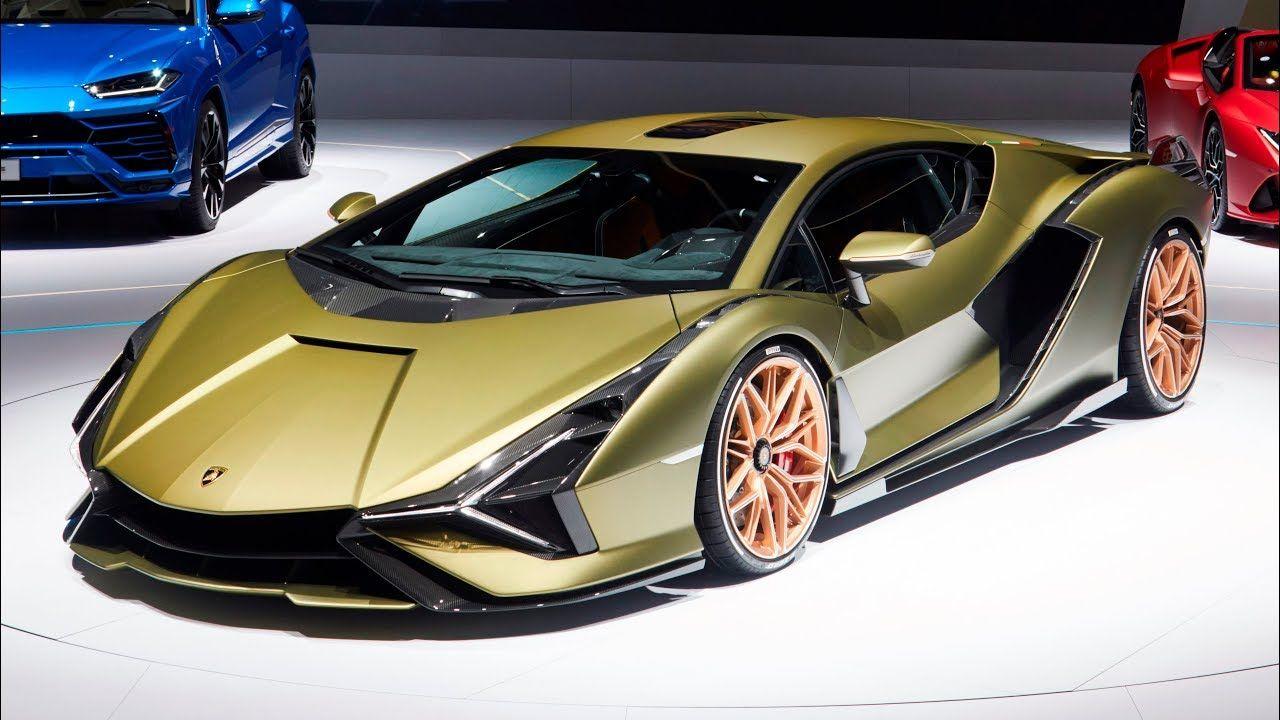 Lamborghini Sian Sports Cars Luxury Lamborghini Gallardo Lamborghini