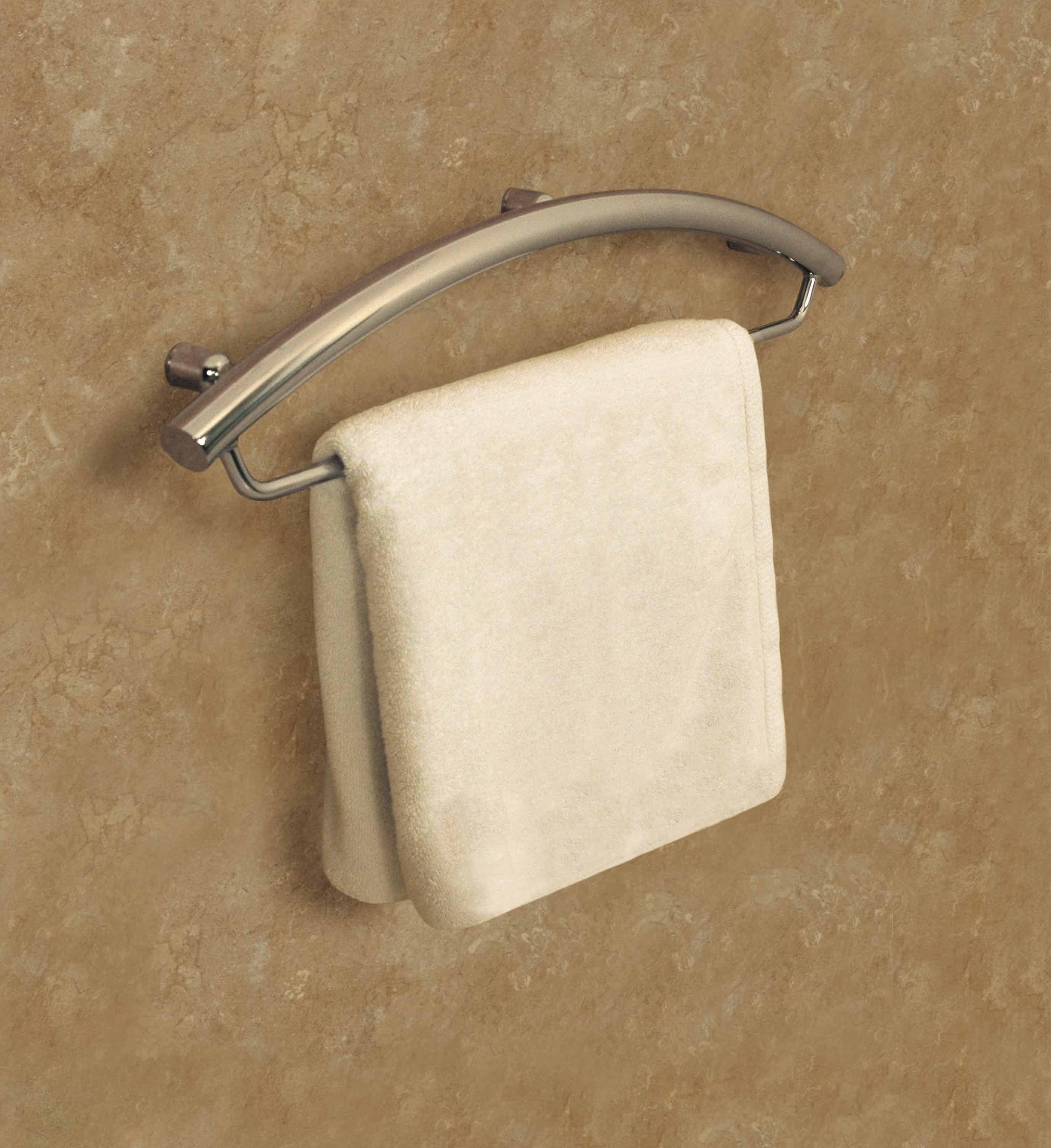 Very stylish grab bar towel bar my future bath and kitchen