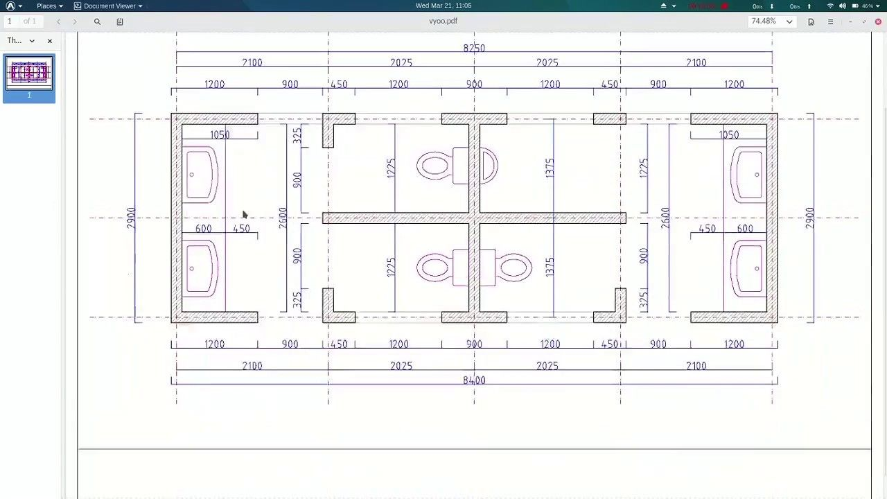 Librecad Floor Plan Tutorial House Plans Drawing House Plans Simple Floor Plans