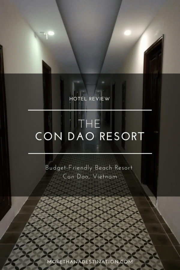 hotel review on the beach at the con dao resort cheap romantic rh pinterest com