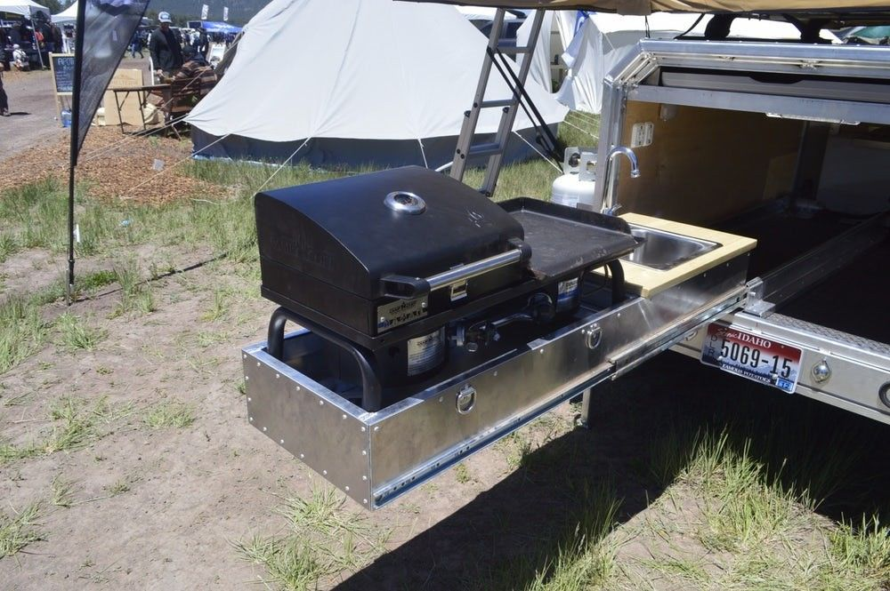 20 creative pull out camper kitchen inspirations with